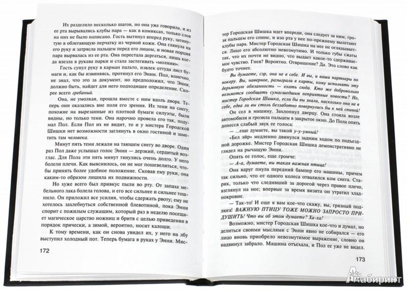 Иллюстрация 1 из 58 для Мизери - Стивен Кинг | Лабиринт - книги. Источник: Лабиринт