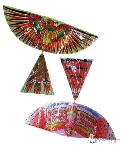 Иллюстрация 1 из 2 для Летающая птица на резинке (Т80106) | Лабиринт - игрушки. Источник: Лабиринт