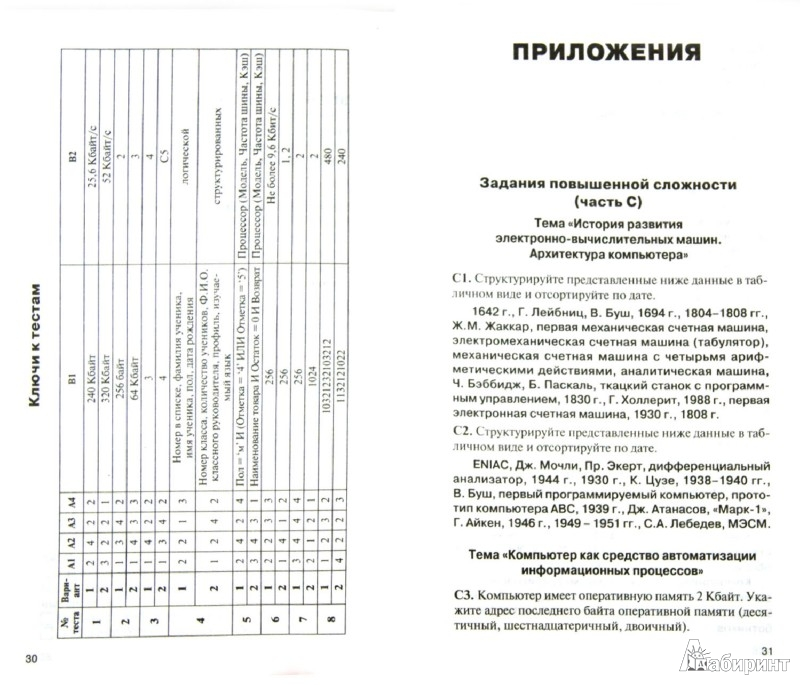 Ответы на экзаменационные вопросы по истории отечества 10-11 класс