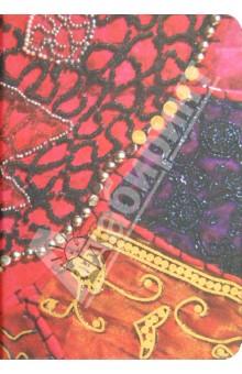"""Бизнес-блокнот """"Fabric"""" Modo Arte 80 листов, А6 (6018)"""