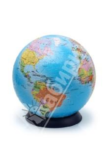 """Шаровый пазл """"Глобус"""" 8 см (А1022-03-1-1) от Лабиринт"""