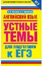 Музланова Елена Сергеевна, Кисунько Елена Ильинична Английский язык. Устные темы для подготовки к ЕГЭ недорого