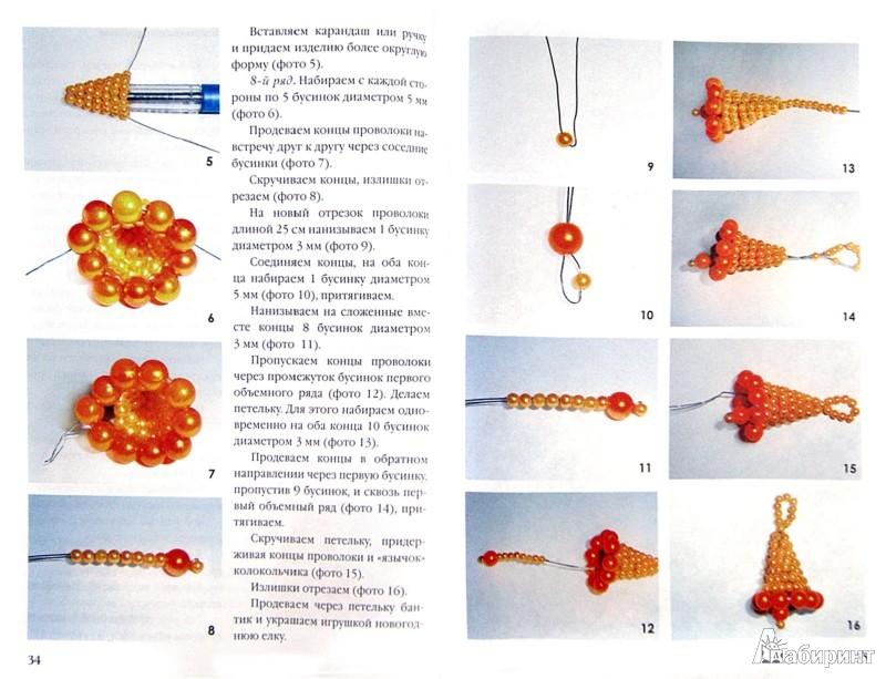 Иллюстрация 1 из 16 для Елочные игрушки - Елена Кузнецова | Лабиринт - книги. Источник: Лабиринт