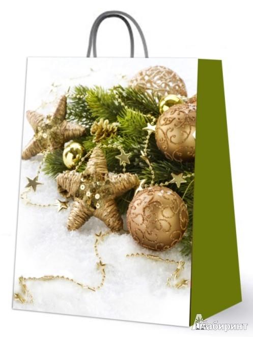 Иллюстрация 1 из 3 для Пакет бумажный для сувенирной продукции (27591) | Лабиринт - сувениры. Источник: Лабиринт