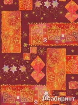 Иллюстрация 1 из 3 для Бумага упаковочная подарочная (20409) | Лабиринт - сувениры. Источник: Лабиринт