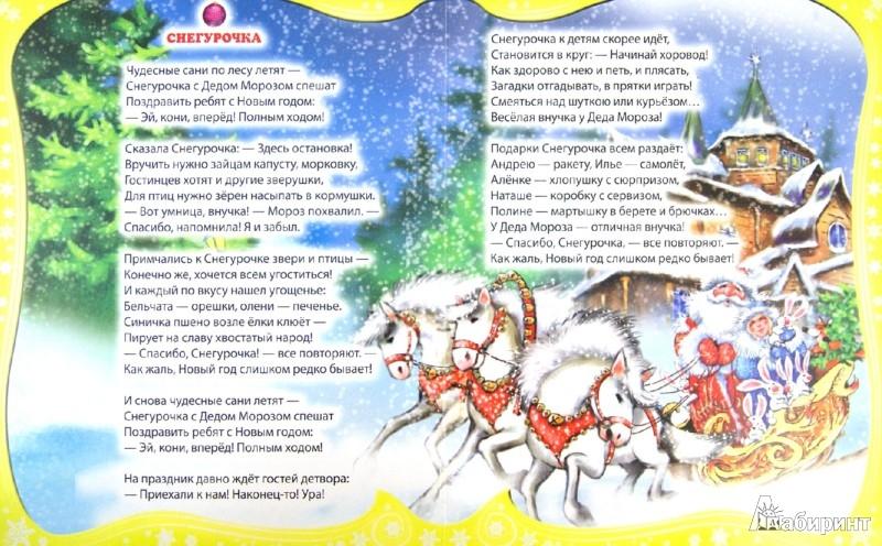Иллюстрация 1 из 4 для Зимняя книга - Марина Дружинина | Лабиринт - книги. Источник: Лабиринт