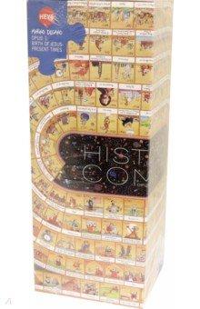 Купить Puzzle-4000 История Мира. Опус 1 (29341), Heye, Пазлы (2000 элементов и более)