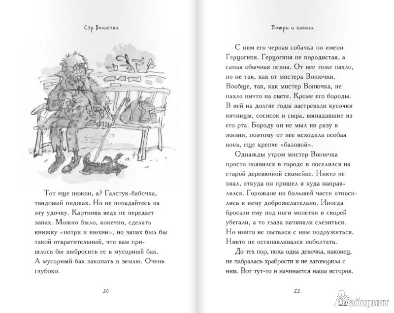 Иллюстрация 1 из 22 для Сэр Вонючка - Дэвид Уэльямс | Лабиринт - книги. Источник: Лабиринт