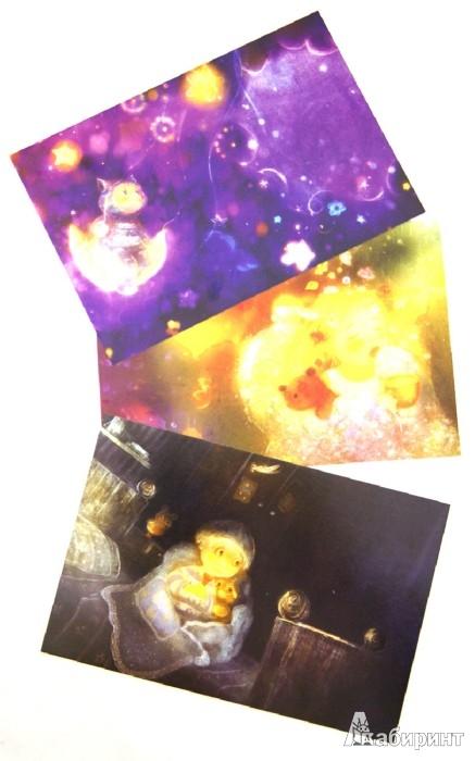 Иллюстрация 1 из 35 для Светится каждый листок. Набор открыток | Лабиринт - сувениры. Источник: Лабиринт