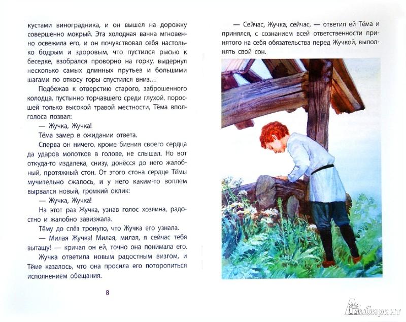 Иллюстрация 1 из 31 для Тема и Жучка - Николай Гарин-Михайловский | Лабиринт - книги. Источник: Лабиринт
