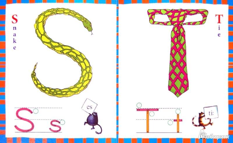 Иллюстрация 1 из 10 для Английский алфавит - Галина Шалаева | Лабиринт - книги. Источник: Лабиринт
