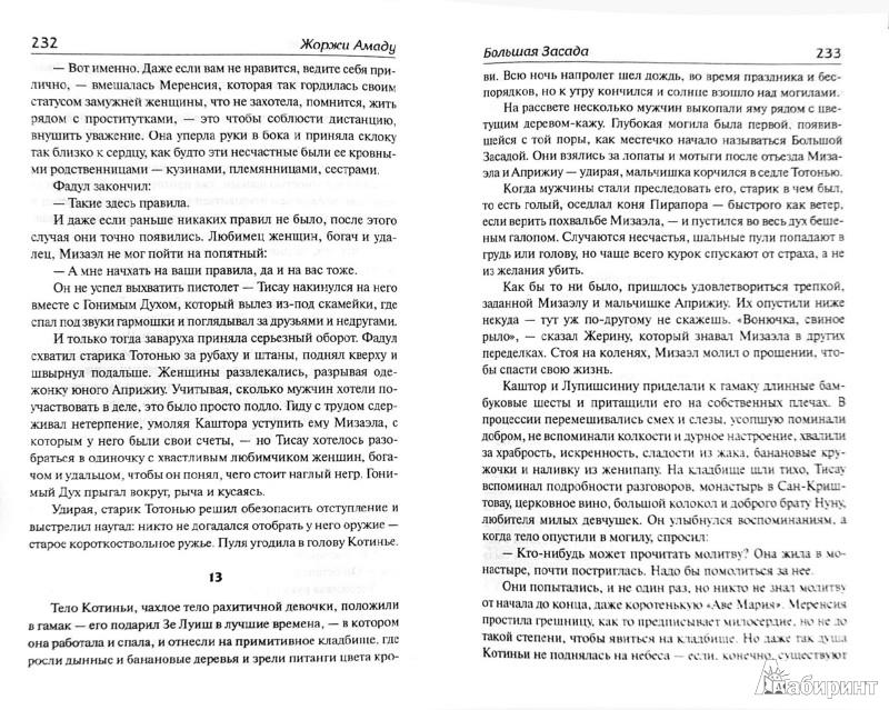 Иллюстрация 1 из 27 для Большая засада - Жоржи Амаду | Лабиринт - книги. Источник: Лабиринт