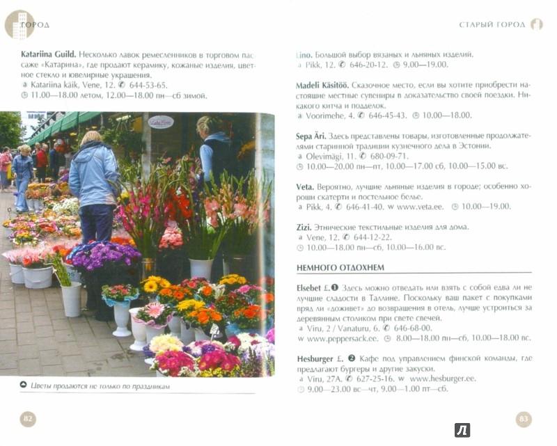 Иллюстрация 1 из 6 для Таллин. Путеводитель - Дайел, Сепп | Лабиринт - книги. Источник: Лабиринт