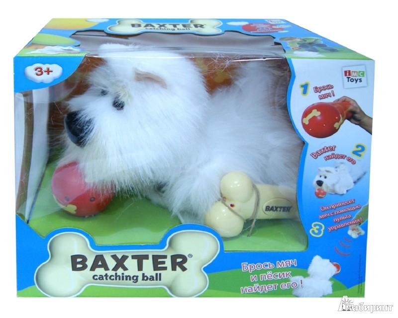 Инструкция собака бакстер
