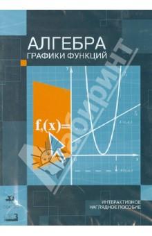 Графики функций. Интерактивное наглядное пособие (CD)