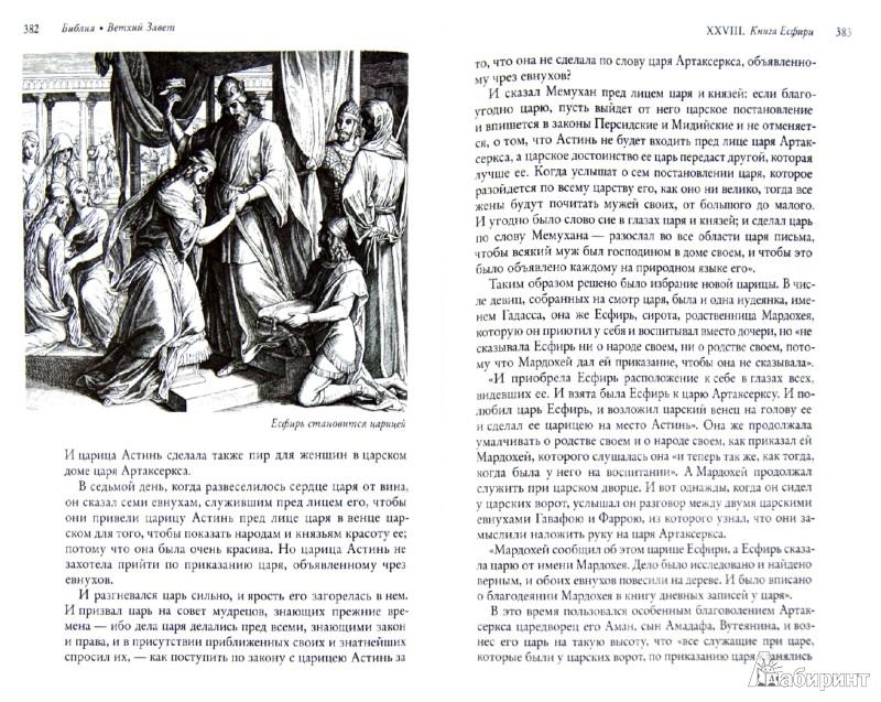 Иллюстрация 1 из 9 для Библия, изложенная для семейного чтения | Лабиринт - книги. Источник: Лабиринт