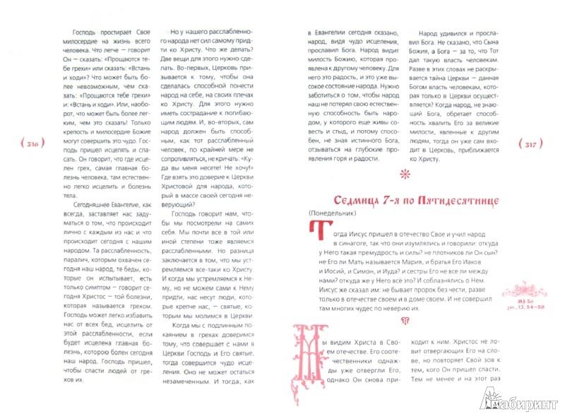 Иллюстрация 1 из 10 для Евангелие дня. В 2-х томах - Александр Протоиерей | Лабиринт - книги. Источник: Лабиринт