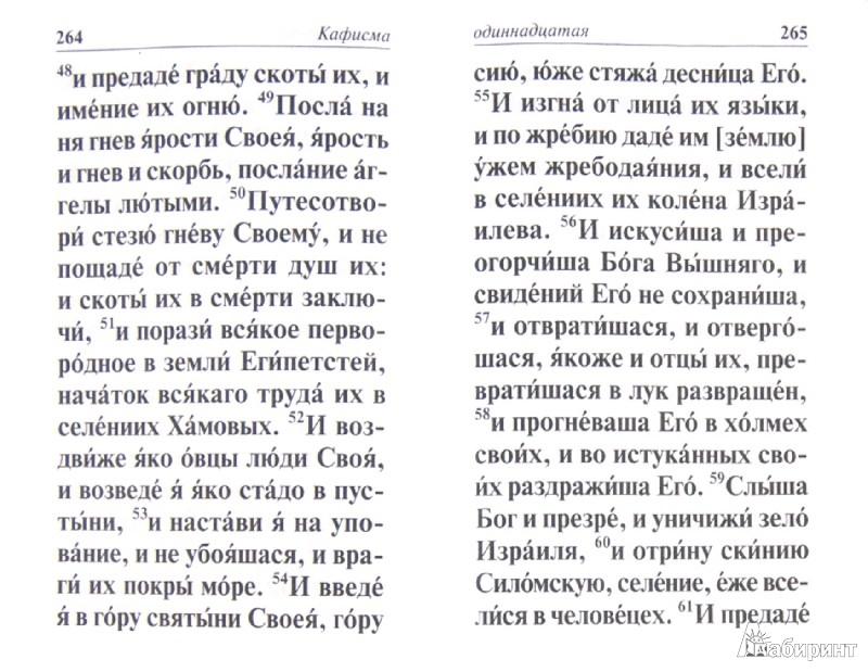 Иллюстрация 1 из 9 для Псалтирь карманный. Русский шрифт | Лабиринт - книги. Источник: Лабиринт