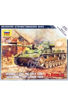 Немецкий огнеметный танк PZ.KPFW.III (6162)