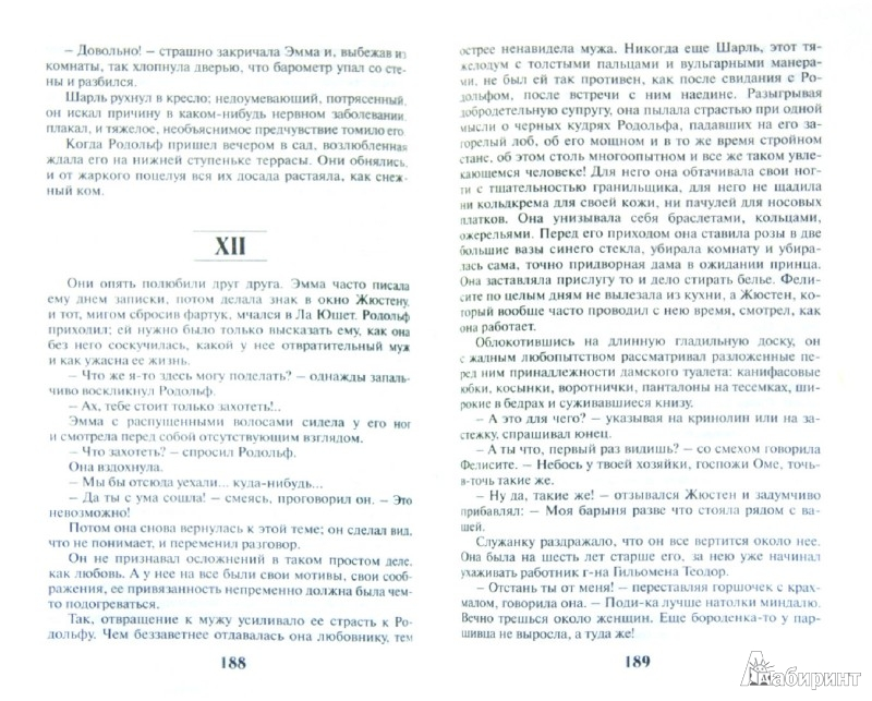 Иллюстрация 1 из 5 для Госпожа Бовари. Провинциальные нравы - Гюстав Флобер   Лабиринт - книги. Источник: Лабиринт