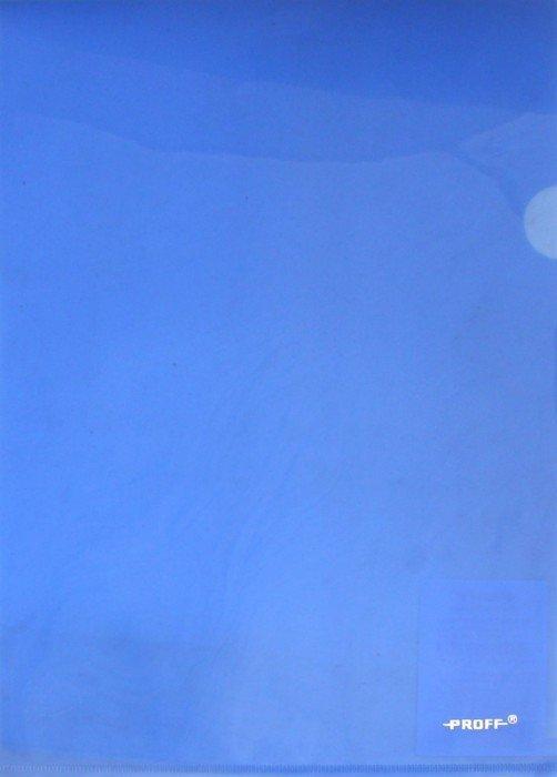 Иллюстрация 1 из 5 для Папка-уголок A4, синяя (20-1978) | Лабиринт - канцтовы. Источник: Лабиринт