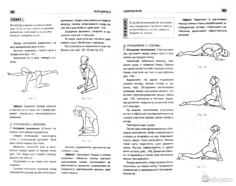 Иллюстрация 1 из 18 для Йога для всех: путь к здоровью | Лабиринт - книги. Источник: Лабиринт
