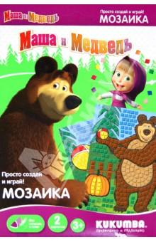 """Мозаика """"Медведь с мячиком"""" (0092013)"""