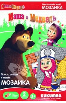 "Мозаика ""Маша с самоваром"" (0102013)"