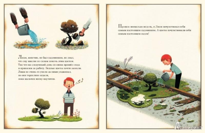 Иллюстрация 1 из 41 для Удивительный сад - Питер Браун | Лабиринт - книги. Источник: Лабиринт