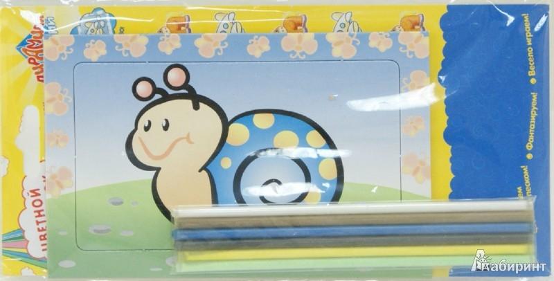 """Иллюстрация 1 из 7 для Набор """"Цветной песок"""" (в ассортименте) (12487)   Лабиринт - игрушки. Источник: Лабиринт"""
