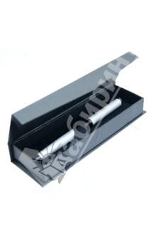 Ручка роллер, подарочная NEO, серебристый корпус (016026-02) Silwerhof