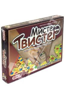 Мистер Твистер. Развивающая игра для пальцев рук (909137)
