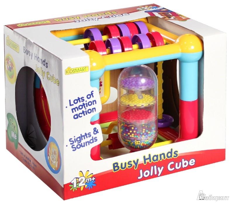 Иллюстрация 1 из 2 для Веселый куб (21570) | Лабиринт - игрушки. Источник: Лабиринт