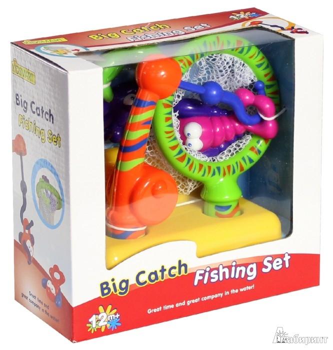 Иллюстрация 1 из 2 для Большая рыбалка (25010)   Лабиринт - игрушки. Источник: Лабиринт