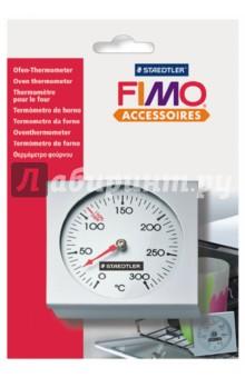 FIMO Accessoires. Термометр для духовки, t 0-300 °C (8700 02) fimo accessoires роллер для катания бусин 8712