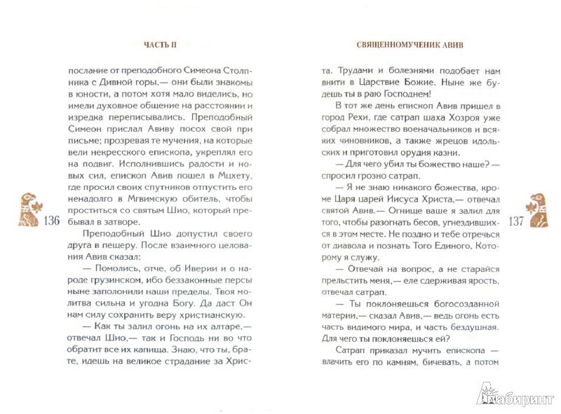 Иллюстрация 1 из 23 для Святая равноапостольная Нина, Просветительница Грузии, и ее святые последователи - Монах Лазарь (Афанасьев В.В.)   Лабиринт - книги. Источник: Лабиринт