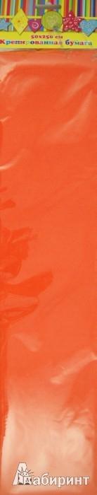 Иллюстрация 1 из 3 для Бумага оранжевая крепированная (28582/10) | Лабиринт - канцтовы. Источник: Лабиринт