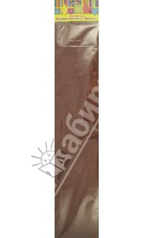 Бумага коричневая крепированная (28591/10)