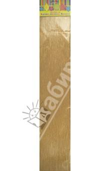 Бумага золотистая крепированная (28598/10)
