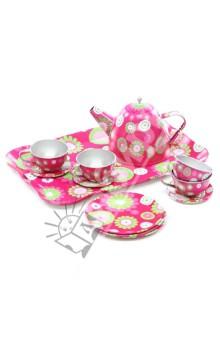 Набор металлической посуды, 15 предметов (43397)