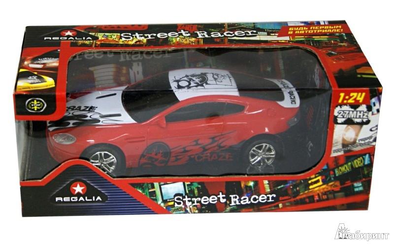 """Иллюстрация 1 из 7 для Радиоуправляемая машина """"Street Racer"""", 1:24 (40427)   Лабиринт - игрушки. Источник: Лабиринт"""