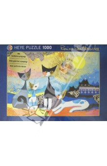 Puzzle-1000 Узоры, Wachtmeister (29524) пазлы crystal puzzle 3d головоломка вулкан 40 деталей