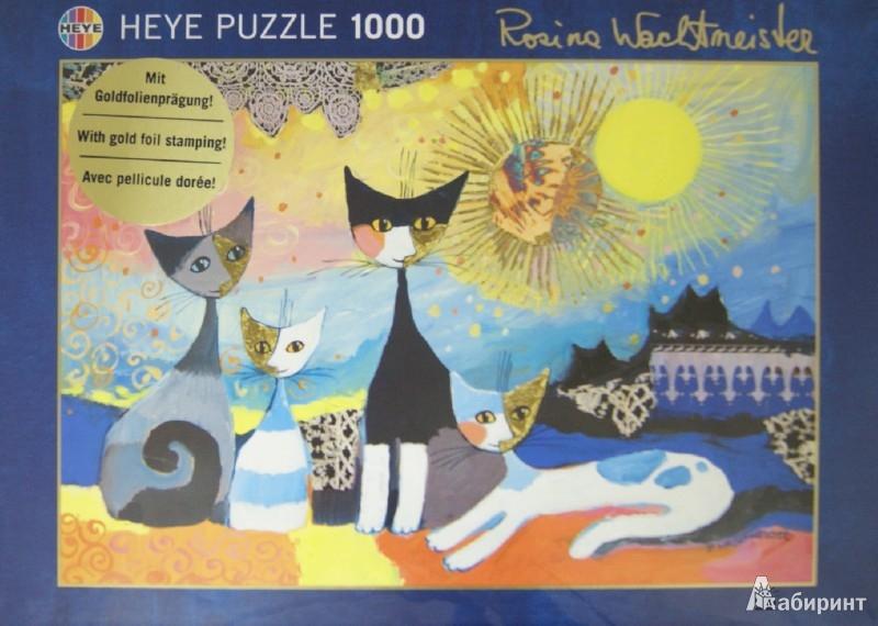 """Иллюстрация 1 из 8 для Puzzle-1000 """"Узоры"""", Wachtmeister (29524)   Лабиринт - игрушки. Источник: Лабиринт"""