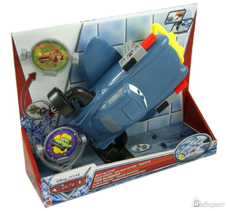Иллюстрация 1 из 2 для Подводная лодка Финн МакМисл, Cars 2 (7853W) | Лабиринт - игрушки. Источник: Лабиринт