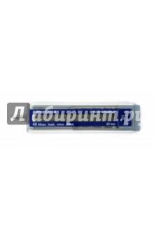 """Грифели для механического карандаша """"Mars"""" 40 шт/туба 0,5 мм НВ (25505-HB)"""