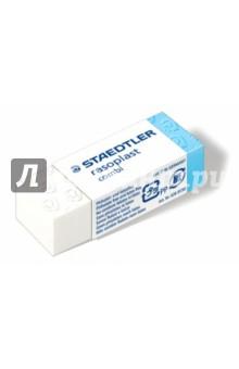 """Ластик """"Rasoplast Combi"""" (белый/синий, 43x19x13 мм) (526BT3003)"""