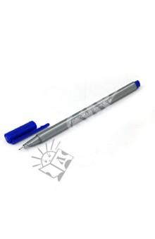 "Капиллярная ручка ""Triplus Liner"" 0,3 мм, цвет синий (334-3) STAEDTLER"