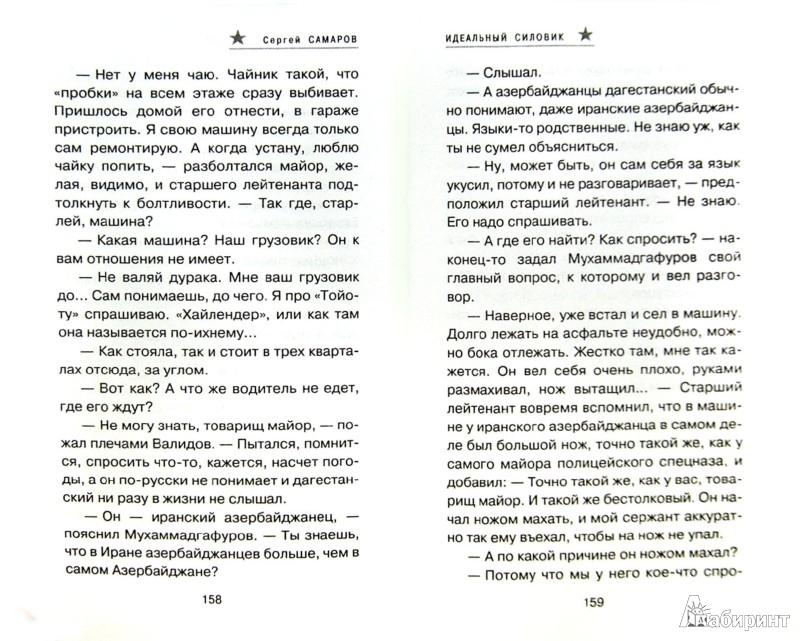 Иллюстрация 1 из 7 для Идеальный силовик - Сергей Самаров   Лабиринт - книги. Источник: Лабиринт