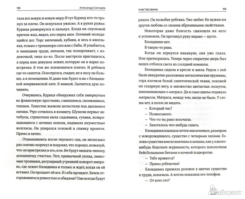 Иллюстрация 1 из 12 для Чувство вины - Александр Снегирев | Лабиринт - книги. Источник: Лабиринт