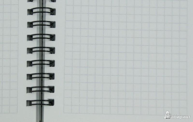 """Иллюстрация 1 из 3 для Тетрадь 100 листов """"Newspaper"""" А6, клетка (M-430610N)   Лабиринт - канцтовы. Источник: Лабиринт"""